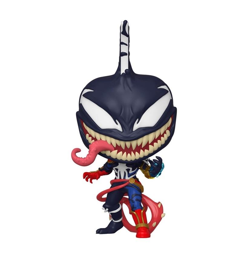Фигурка Funko POP! Bobble: Marvel: Marvel Venom S3: Captain Marvel 46456