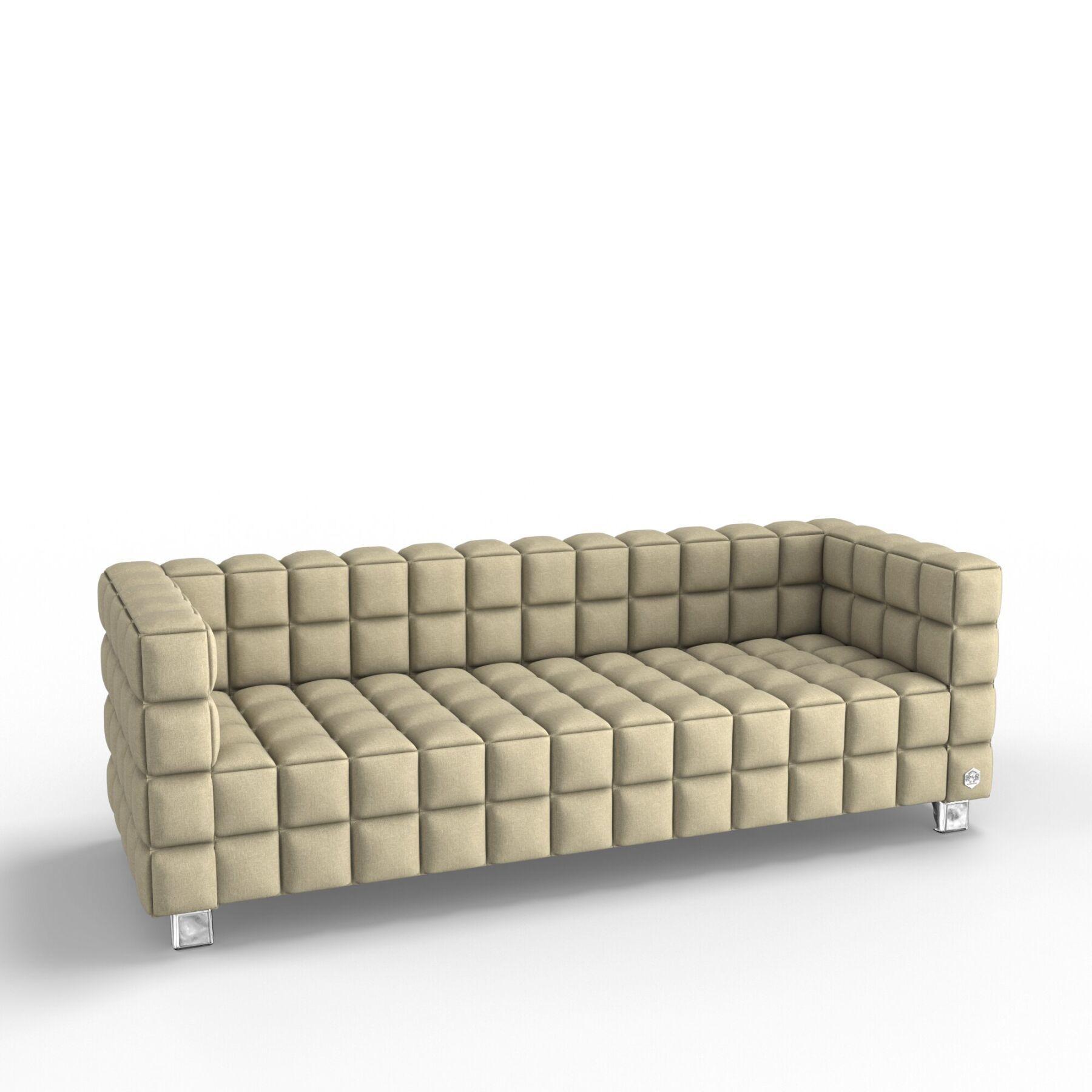 Трехместный диван KULIK SYSTEM NEXUS Ткань 3
