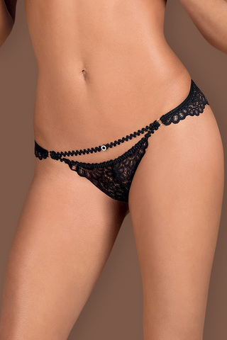 Трусы Mixty Crotchless Panties Obsessive
