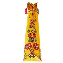 Пакет ламинированный вертикальный «Счастливого Праздника», 11х14х5,5 см