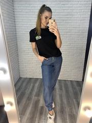 джинсы джоггеры женские купить
