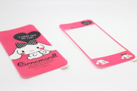 Пленка защитная цветная для Iphone 4/4s