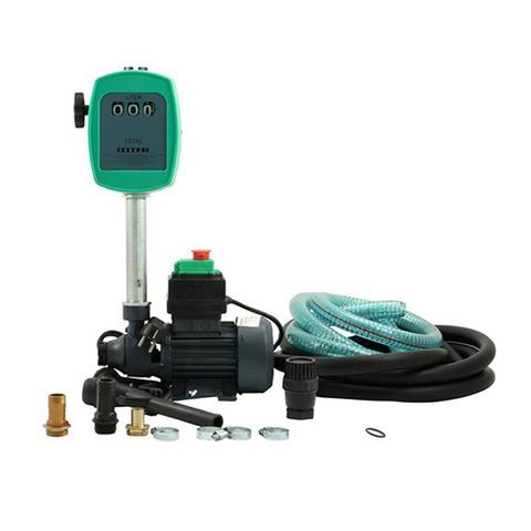 Насос для дизельного топлива UNIPUMP BADT40S2 (0,37 кВт, Hmax 30 м, Qmax 40 л/мин,  кабель 1,5 м)