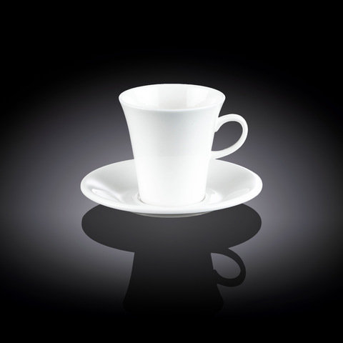 Набор Wilmax чайная чашка и блюдце 210 мл (WL-993109)