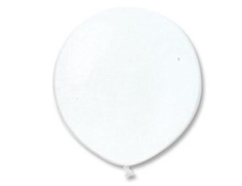 Большой шар белый