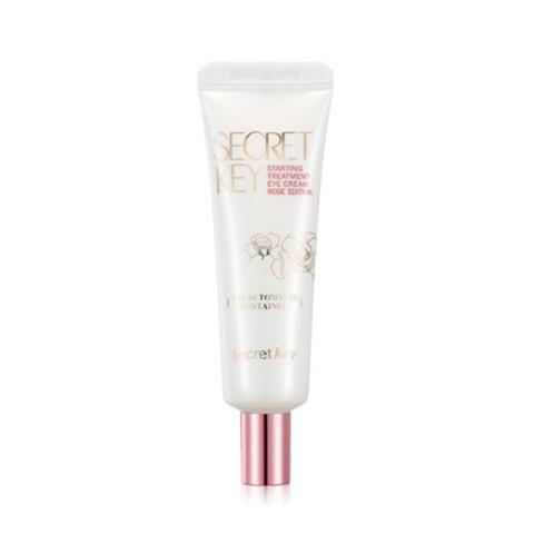 Крем для глаз secretKey Starting Treatment Eye Cream Rose Edition 30g
