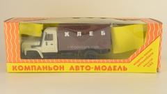 GAZ-3309 Van Bread Kompanion 1:43
