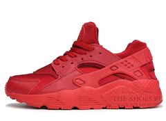 Кроссовки Женские Nike Air Huarache Red Edition