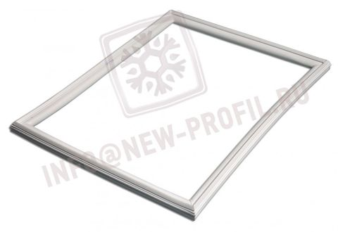 Уплотнитель 59,5*41,5 см для стола охлаждаемого LTH PHM-2/1L-1R. Профиль 004