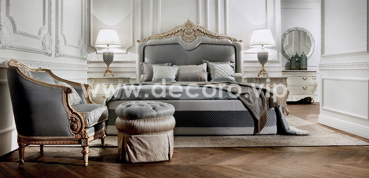 Кровать SOFT ASNAGHI INTERIORS PH2201