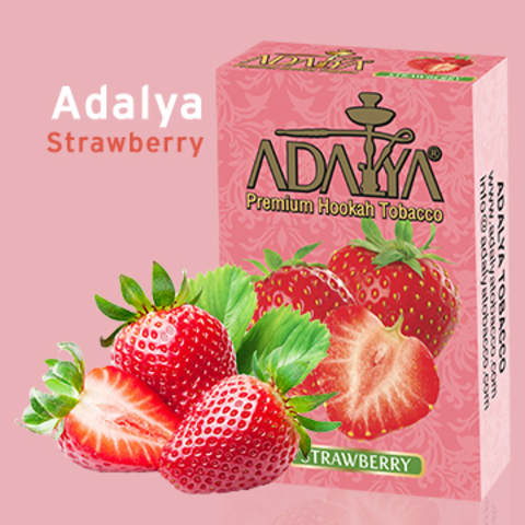 Табак Adalya Strawberry (Адалия Клубника)