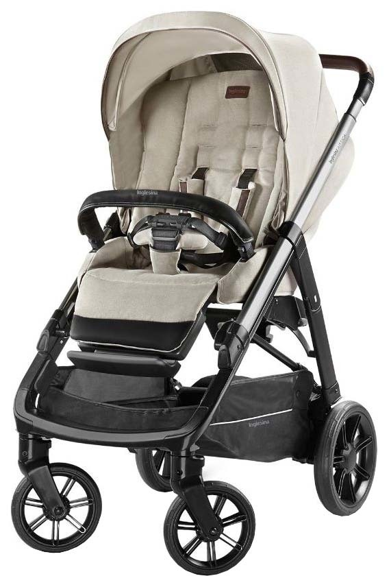 Прогулочная коляска Aptica, цвет ICEBERG GREY