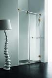 Душевая дверь RGW VI-01 100х195 02040110-18 прозрачное