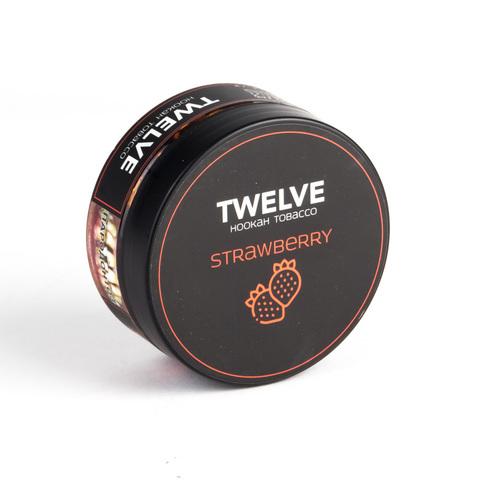 Табак Twelve Strawberry 100 г