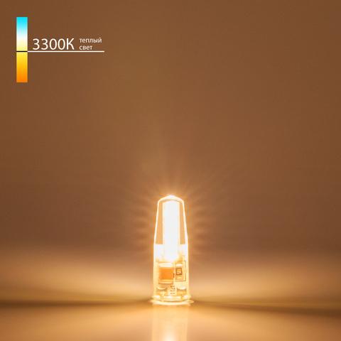 Светодиодная лампа  JC 3W 3300K G4 BL123