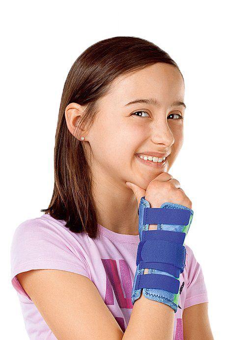 Лучезапястный сустав и пальцы Шина для запястья со стабилизирующей вставкой детская medi Manumed D kidz 651d76f16655b3adb2283d8d5ced3c62.jpg
