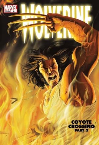 Wolverine #8 (2003)