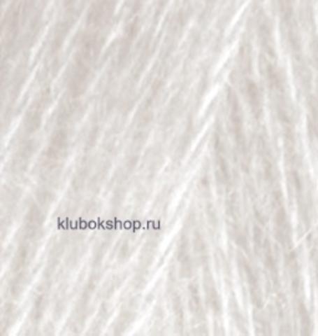 Пряжа Angora real 40 Alize 599 Слоновая кость - купить в интернет-магазине недорого klubokshop.ru
