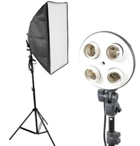 Постоянный студийный свет FST KF-104