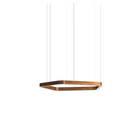 Подвесной светильник копия Light Ring Horizontal Polygonal by HENGE D50