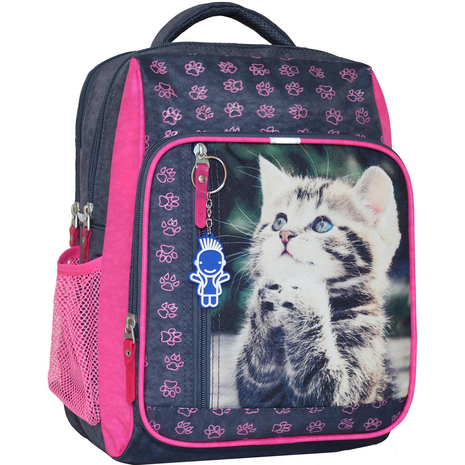 Школьные рюкзаки Рюкзак школьный Bagland Школьник 8 л. 321 серый 21д (0012870) IMG_4697.JPG