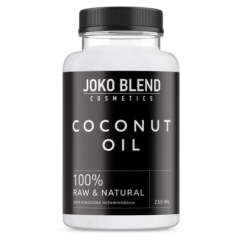 Кокосовое масло Coconut Oil Joko Blend  250 мл (1)