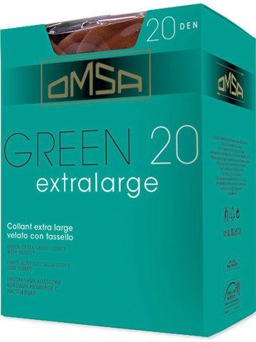 Колготки Green 20 XL Omsa