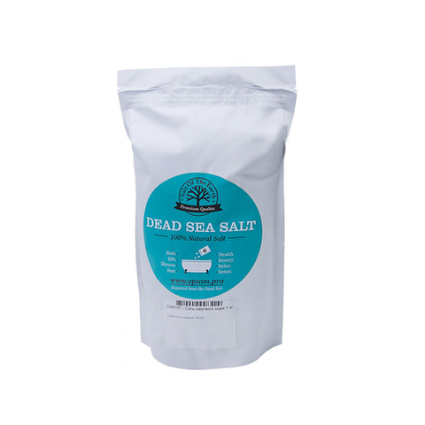 Salt of the Earth, Соль Мёртвого моря, 1000гр