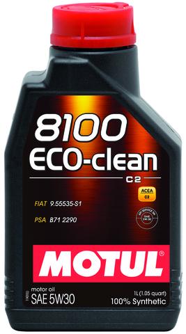 MOTUL 8100 Eco-clean 5w30