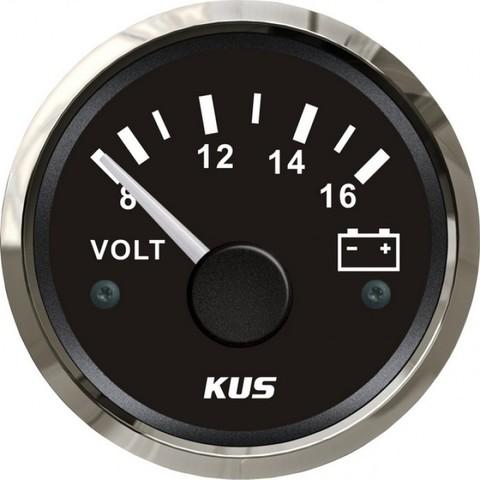 Вольтметр 8-16 вольт (BS)
