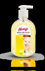 Мыло жидкое детское Ника