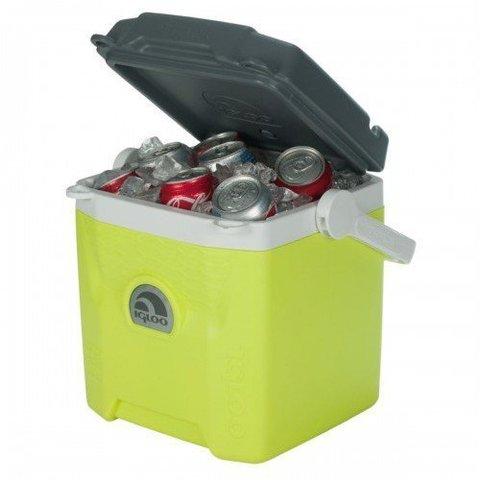 Изотермический контейнер (термобокс) Igloo Quantum 18 (11 л.), желтый