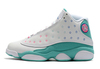 Air Jordan 13 GS 'Aurora Green'