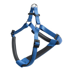 Нейлоновая шлейка для собак, Ferplast DAYTONA P LARGE, синяя