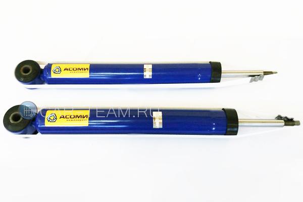 Амортизаторы задние (газомасляные) без занижения
