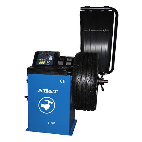 AE&T (B-500) Балансировочный станок для колес легковых автомобилей