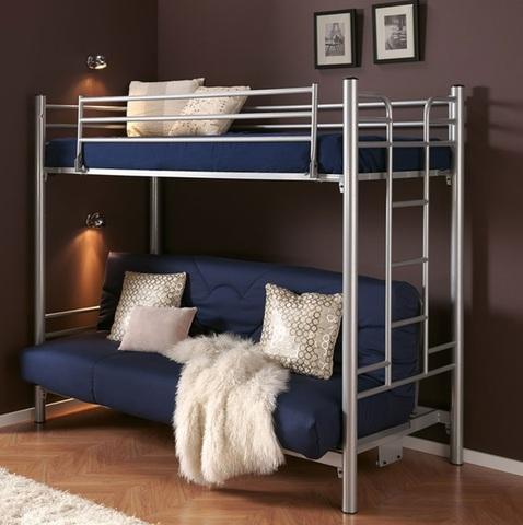 Двухъярусная кровать DUPEN 422