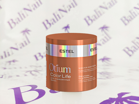 COLOR LIFE Маска-коктейль для окрашенных волос OTIUM