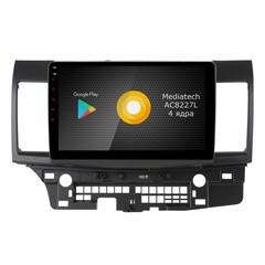 Штатная магнитола на Android 8.1 для Mitsubishi Lancer X Roximo S10 RS-2612
