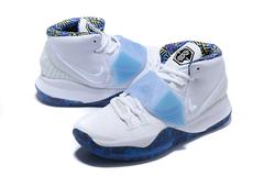 Nike Kyrie 6 White Sapphire'