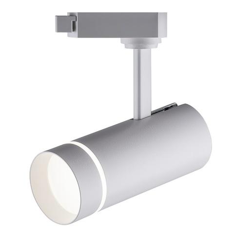Трековый светодиодный светильник FERON AL106 12W 4000K 80° белый