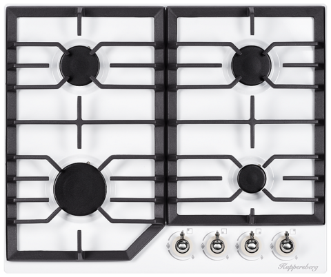 Варочная поверхность Kuppersberg FS 601 W Silver