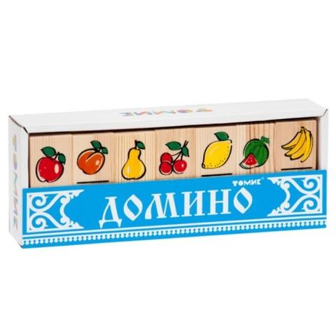 Домино Фрукты-ягоды Томик арт. 5555-5