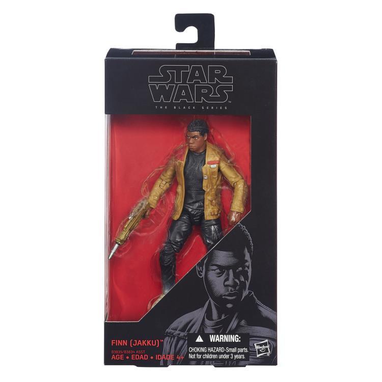 Фигурка Финн (Джакку) Star Wars: Black Series Звездные Войны
