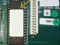 Микропроцессор платы чиллера York