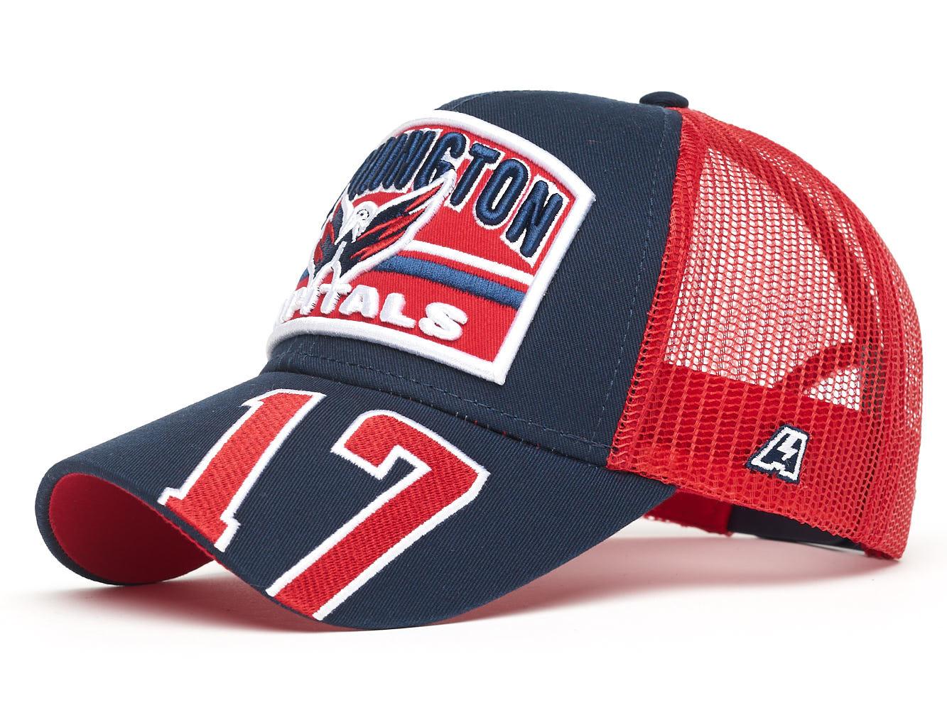 Бейсболка NHL Washington Capitals № 17