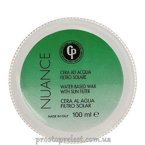 Punti di Vista Nuance CP Water Wax With Solar Filter - Увлажняющий воск-гель на водной основе ультра-сильной фиксации