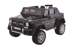 Электромобиль BARTY Mercedes-Maybach G650 Landaulet черный