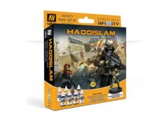 Model Color Set: Infinity Haqquislam Exclusive Miniature