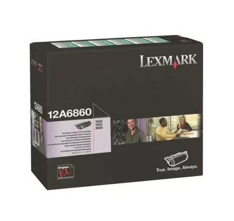Картридж Lexmark 12A6860 черный